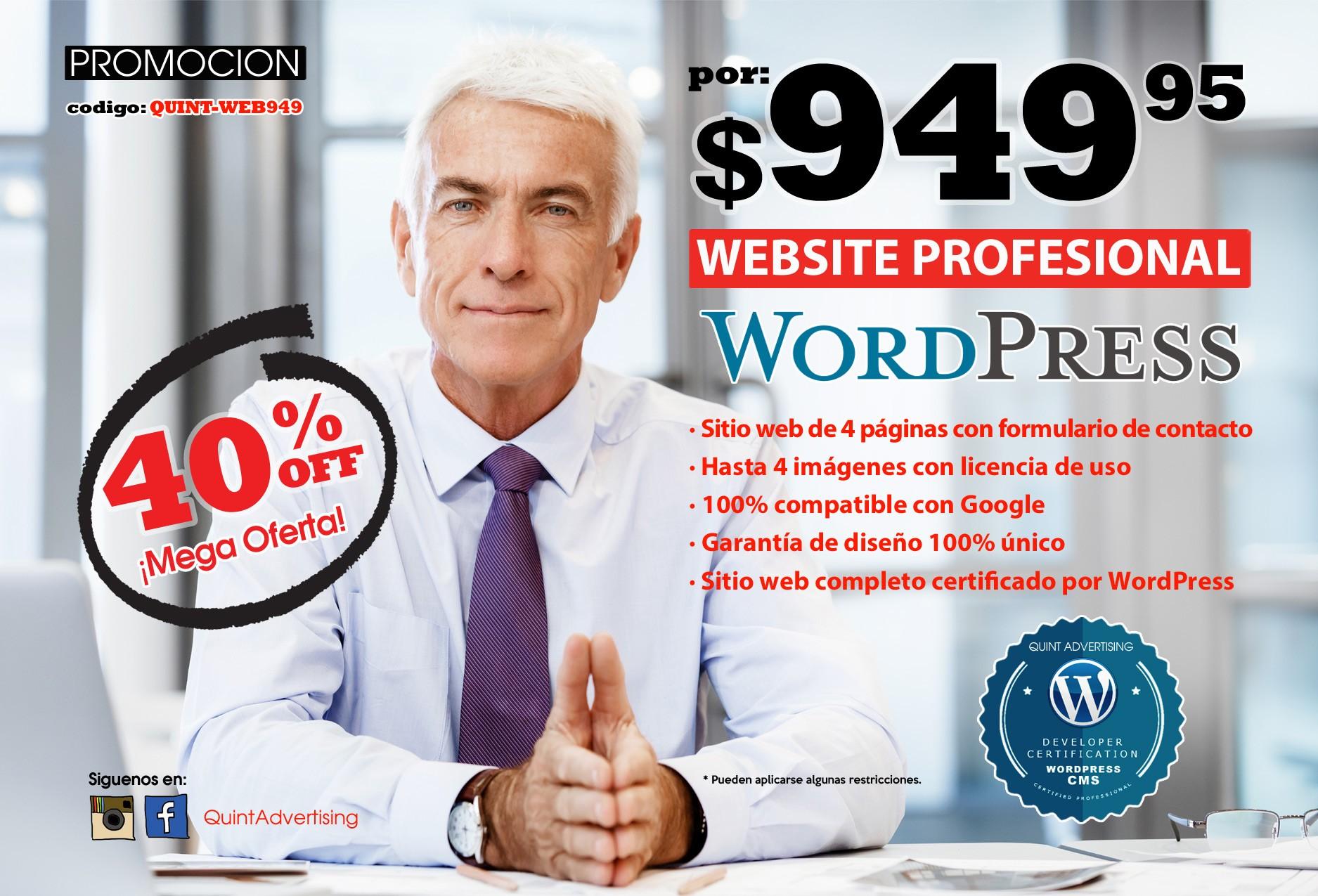 QuintAdvertising-PromoWebsite-949-WP-Spanish